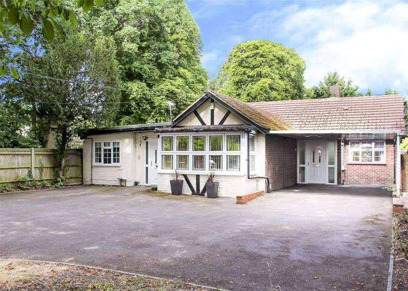 4 Bedrooms Detached Bungalow for sale in Stoney Road, Bracknell, Berkshire, RG42