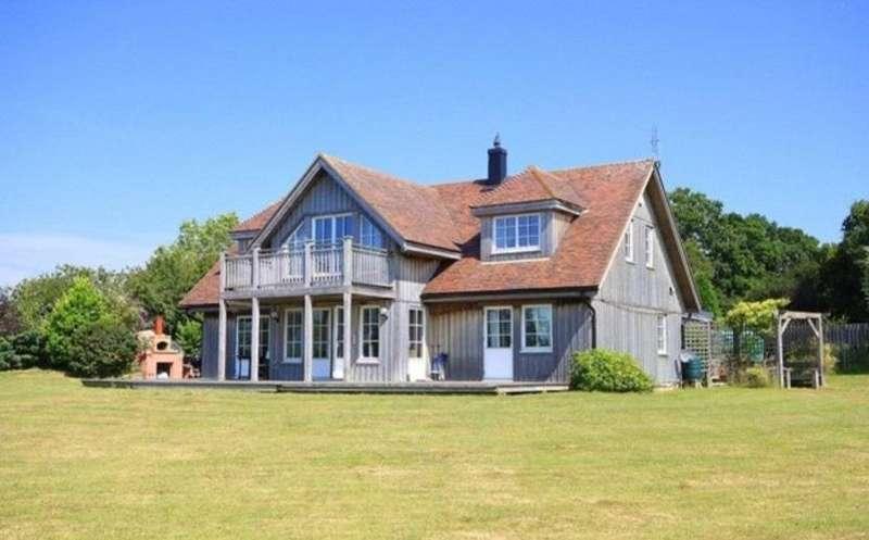 5 Bedrooms Detached House for sale in Moons Green, Wittersham, Tenterden, Kent, TN30 7PR