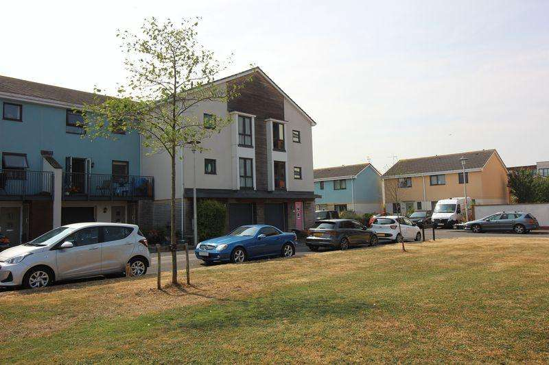 4 Bedrooms Terraced House for sale in Argentia Place, Portishead