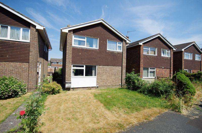 3 Bedrooms Detached House for sale in Eagle Drive, Patchway, Bristol
