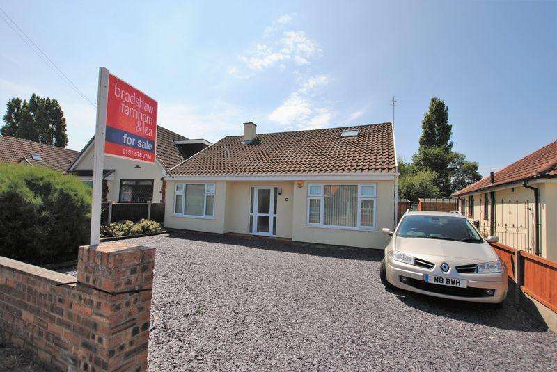 4 Bedrooms Detached Bungalow for sale in Bermuda Road, Moreton