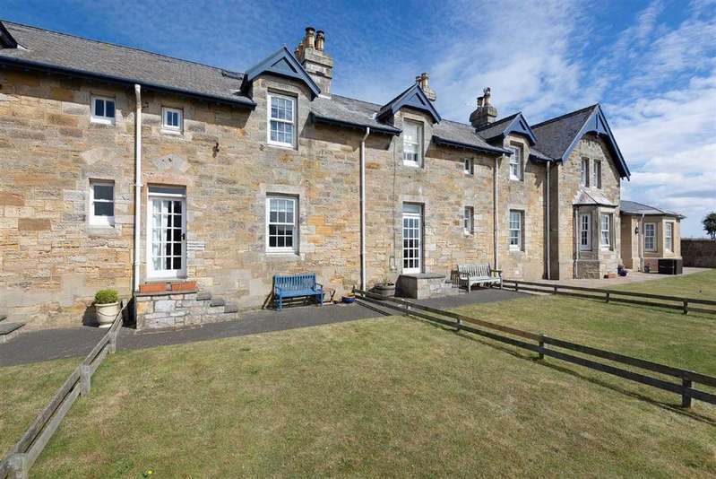 3 Bedrooms Terraced House for sale in Coastguard Cottages, Elie