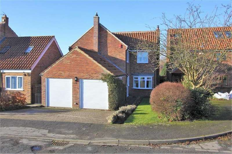 4 Bedrooms Detached House for sale in The Barkery, Middlesbrough