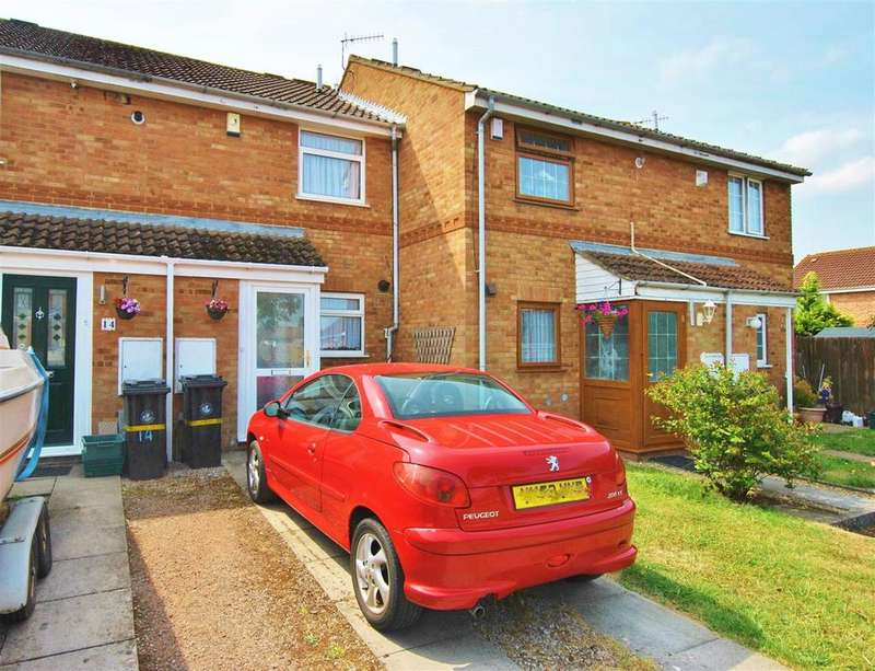 2 Bedrooms Terraced House for sale in Heart Meers, Whitchurch