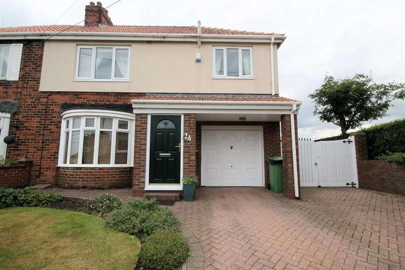 4 Bedrooms Semi Detached House for sale in West Lane, Trimdon
