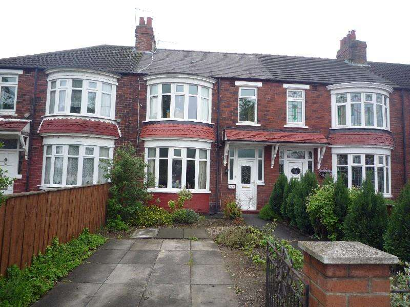 3 Bedrooms Terraced House for sale in Marton Road, Middlesbrough