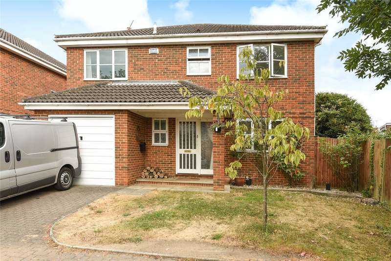 4 Bedrooms Detached House for sale in Clifton Road, Wokingham, Berkshire, RG41