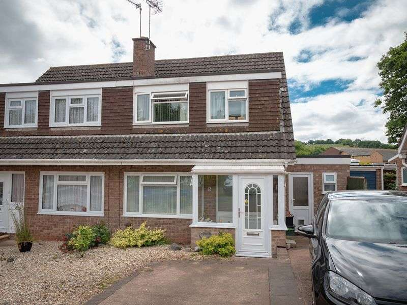 3 Bedrooms Property for sale in Tuckers Meadow, Crediton