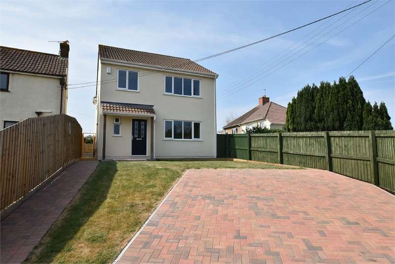 4 Bedrooms Detached House for sale in Henley Park, Yatton, Bristol, North Somerset