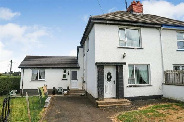 3 Bedrooms Semi Detached House for sale in Kiltinny Road, Portstewart, County Londonderry