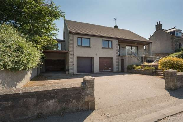 4 Bedrooms Detached House for sale in Aird Street, Portsoy, Banff, Aberdeenshire