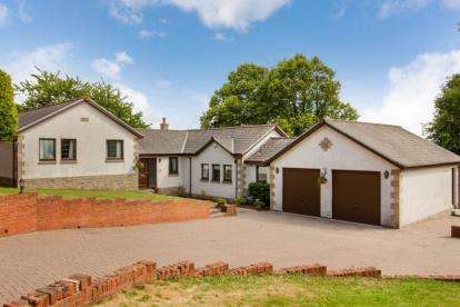 4 Bedrooms Bungalow for sale in Norwood Avenue, Alloa