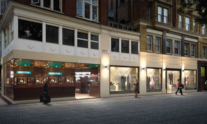 Retail Property (high Street) Commercial for rent in Brompton Road, Knightsbridge, SW1X