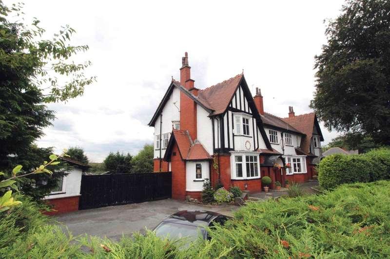 4 Bedrooms Semi Detached House for sale in `AYSGARTH` Blackburn Road