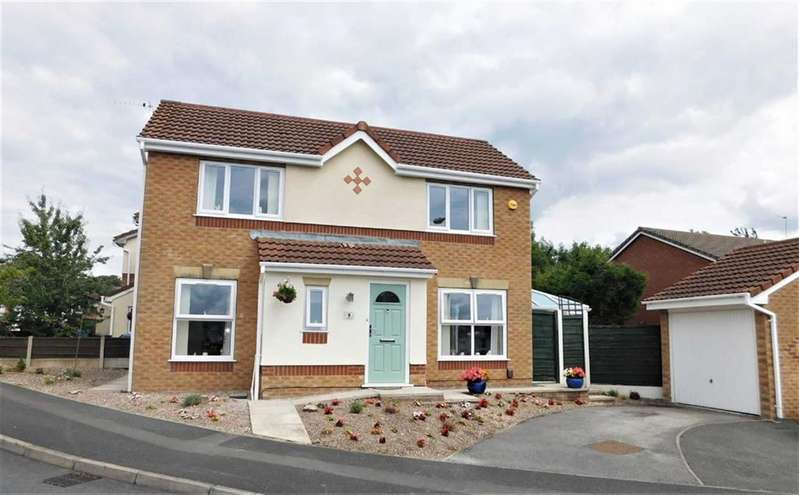 3 Bedrooms Detached House for sale in Newsham Road, Cale Green, Stockport