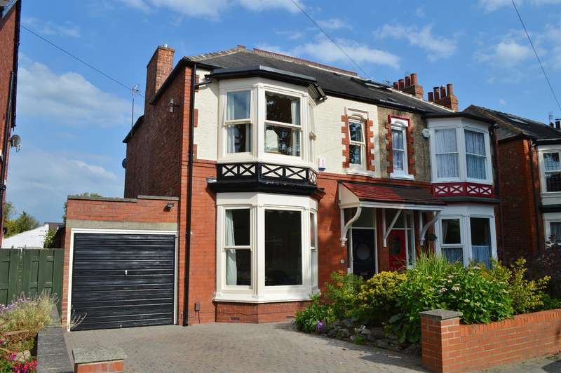 4 Bedrooms Semi Detached House for sale in Mayberry Grove, Linthorpe, Middlesbrough, TS5 5PU