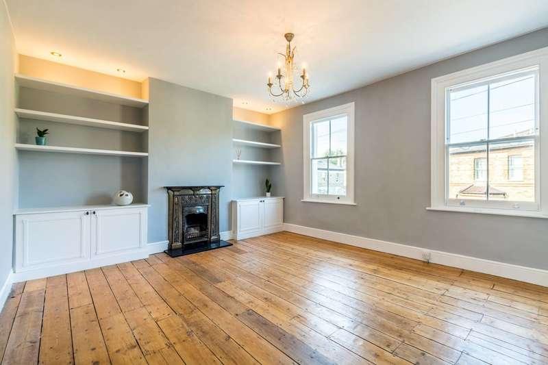 3 Bedrooms Flat for sale in Byrne Road, Balham, SW12
