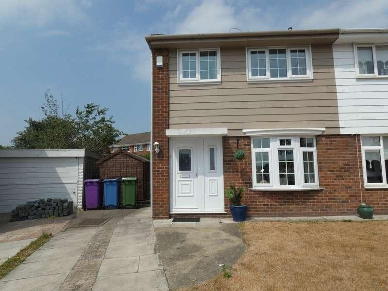 3 Bedrooms Semi Detached House for sale in Eastlake Avenue, Liverpool, Merseyside, L5