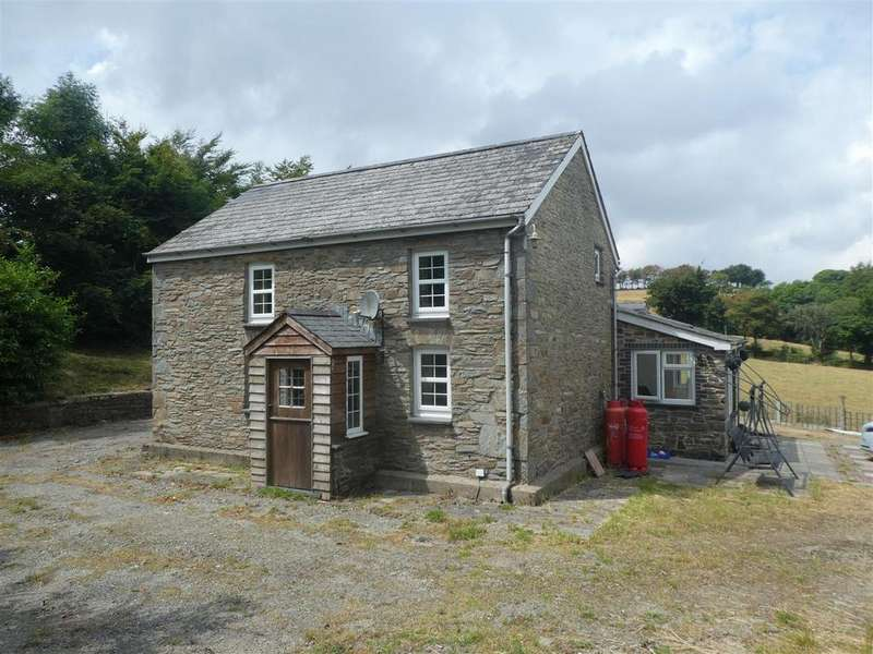 2 Bedrooms Smallholding Commercial for sale in Cwmann, Near Lampeter