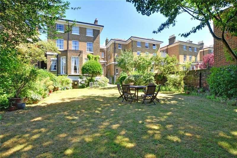 1 Bedroom Flat for sale in Dartmouth Terrace, Greenwich, London, SE10