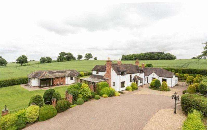 5 Bedrooms House for sale in Brook Cottage, Ford Lane, Chorley, Lichfield