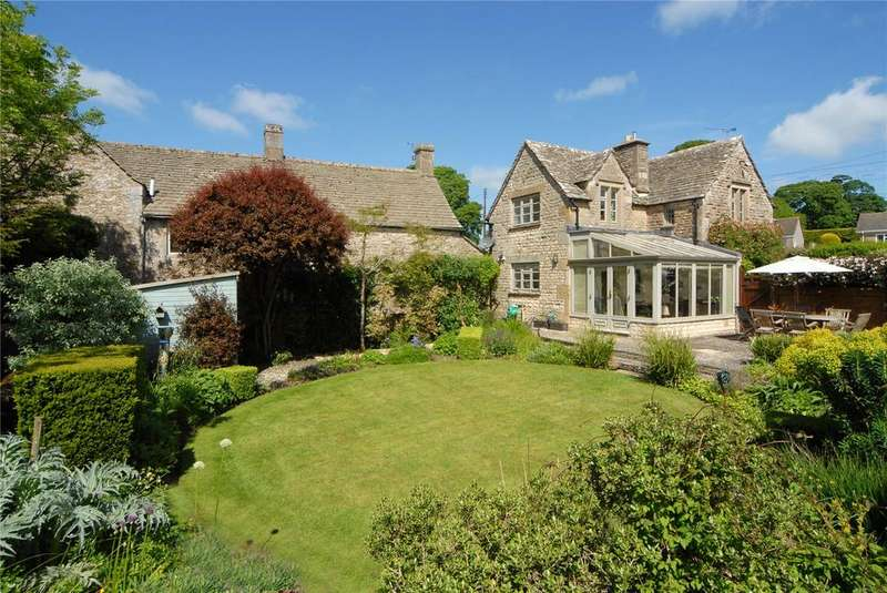 3 Bedrooms Detached House for sale in Jackbarrow Road, Winstone, Cirencester, Gloucestershire, GL7