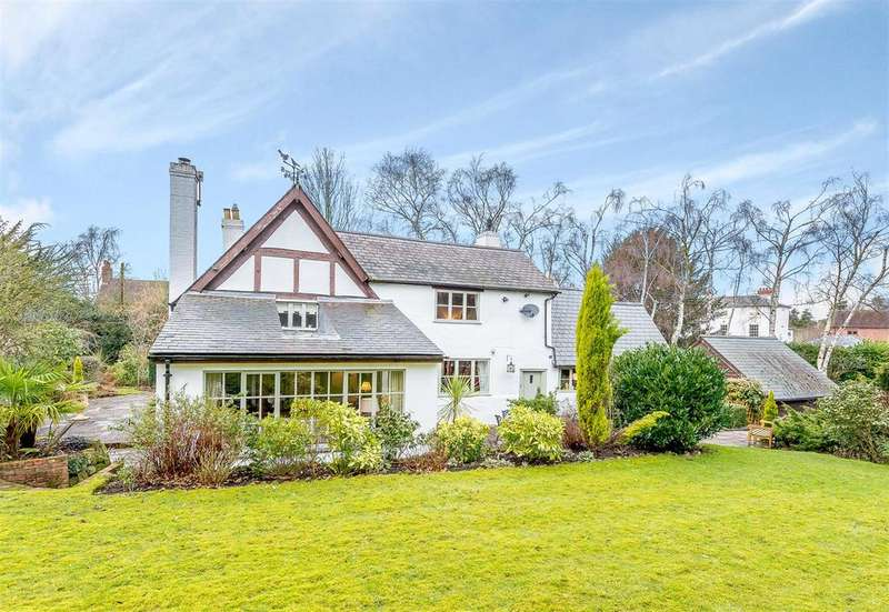 3 Bedrooms Cottage House for sale in Torton Lane, Torton, Worcestershire