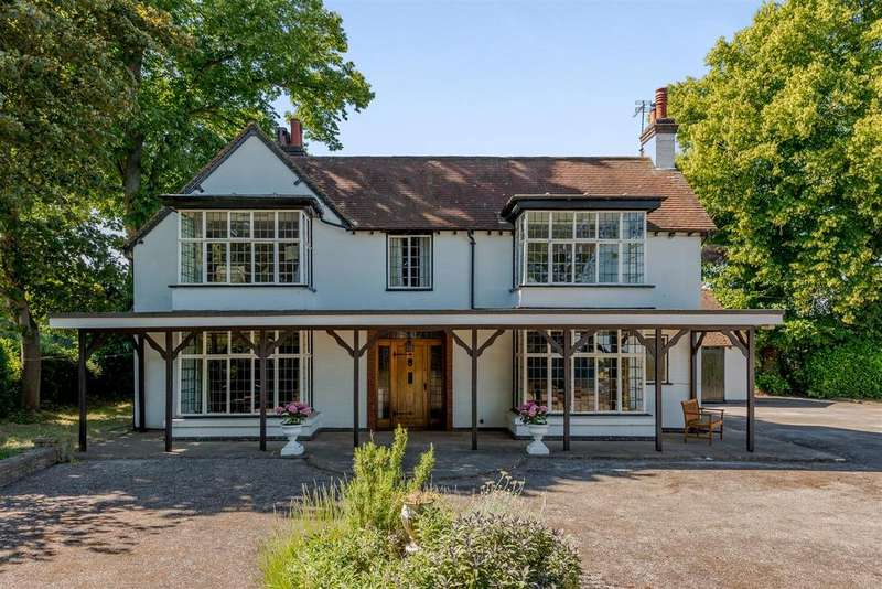 5 Bedrooms Detached House for sale in Fosse Way, Hunningham, Leamington Spa, Warwickshire