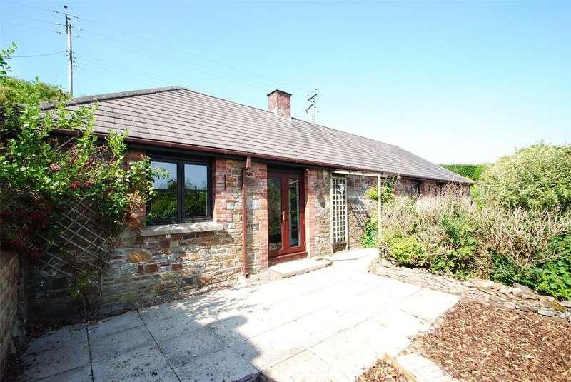 3 Bedrooms Detached Bungalow for sale in St. Giles, Torrington