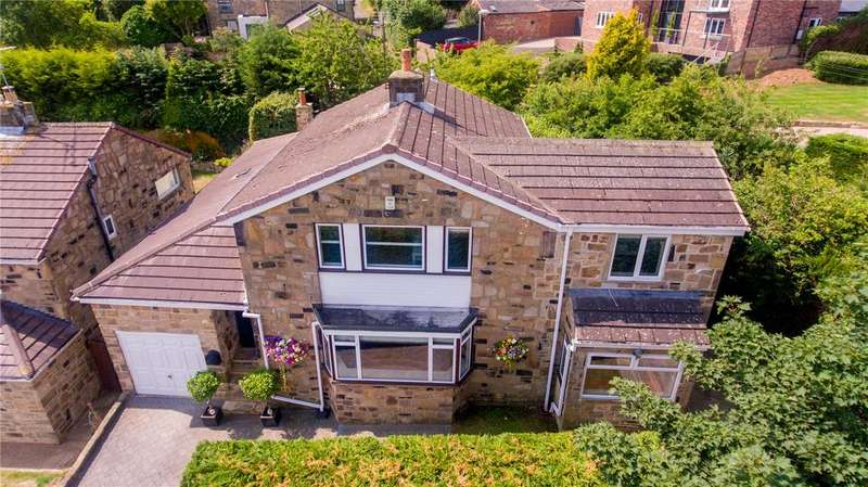 4 Bedrooms Detached House for sale in Ludolf Drive, Leeds