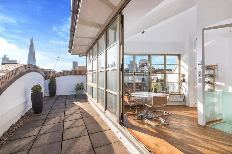3 Bedrooms Flat for sale in Queen Elizabeth Street, Shad Thames, London