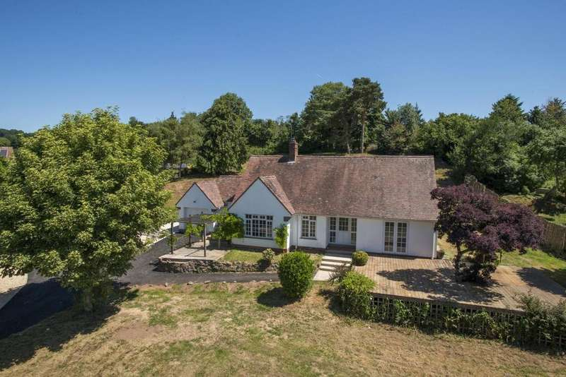 3 Bedrooms Detached Bungalow for sale in Yarford, Kingston St. Mary, Taunton, Somerset, TA2