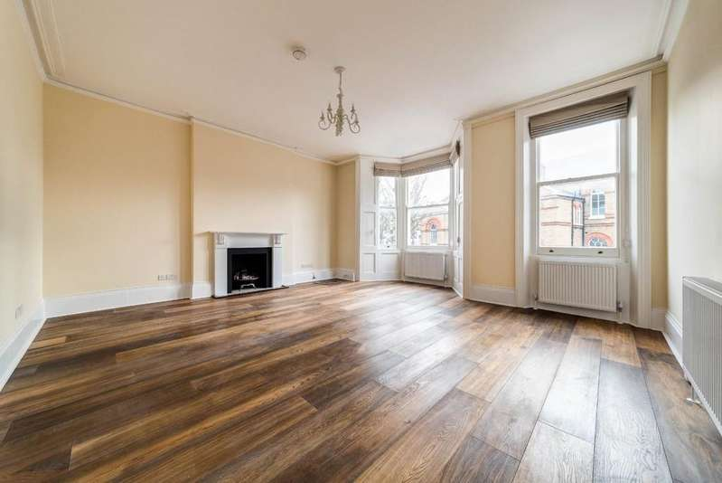 4 Bedrooms Maisonette Flat for sale in Shirland Road, Maida Vale, London, W9