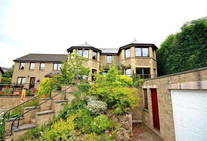 4 Bedrooms Detached House for sale in Hap House, 5 Allerton Court, Jedburgh, TD8 6RT