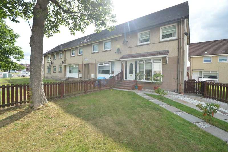 2 Bedrooms End Of Terrace House for sale in Hattonrigg Road, Bellshill