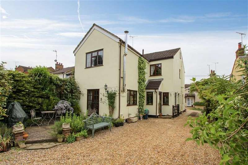 3 Bedrooms Detached House for sale in Thomas Street, Heath And Reach