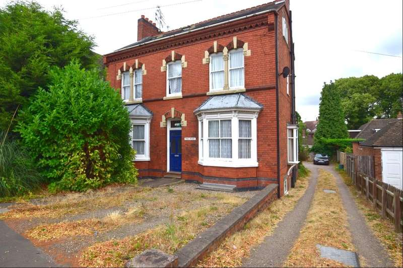 2 Bedrooms Flat for sale in Loughborough Road, Birstall, Leicester, LE4