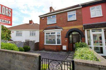 3 Bedrooms End Of Terrace House for sale in St. Dunstans Road, Bedminster, Bristol