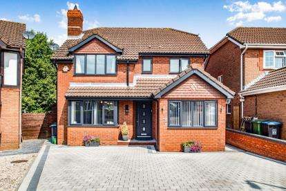 4 Bedrooms Detached House for sale in Caister Close, Hemel Hempstead, Hertfordshire