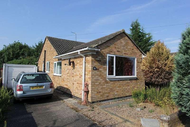 3 Bedrooms Semi Detached Bungalow for sale in Stonebridge Drive, East Leake, Loughborough, Leicestershire, LE12 6JP