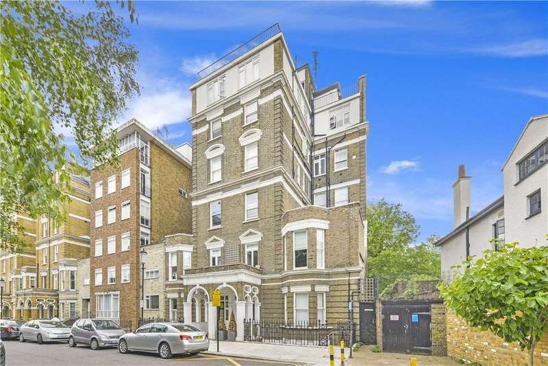 1 Bedroom Flat for sale in Airlie House, 17 Airlie Gardens, London, W8