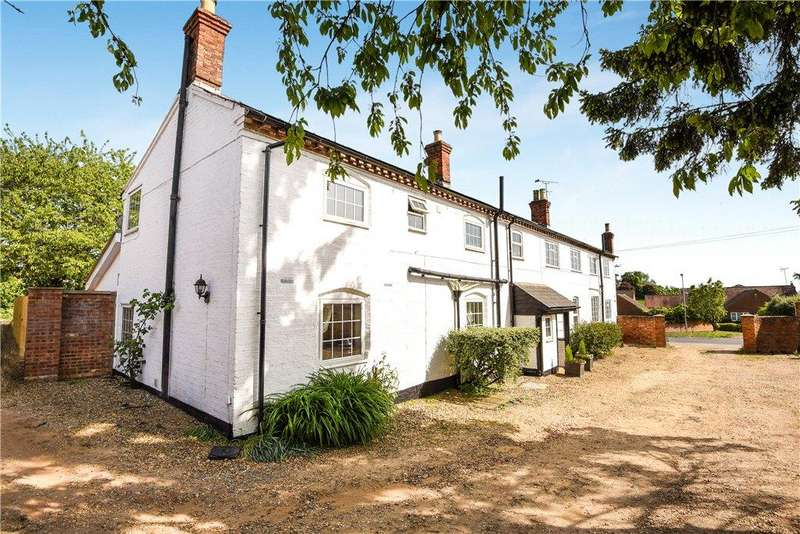 5 Bedrooms Semi Detached House for sale in Sheep Street, Winslow, Buckinghamshire
