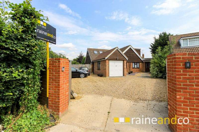 6 Bedrooms Bungalow for sale in Station Road, Smallford, St Albans, AL4