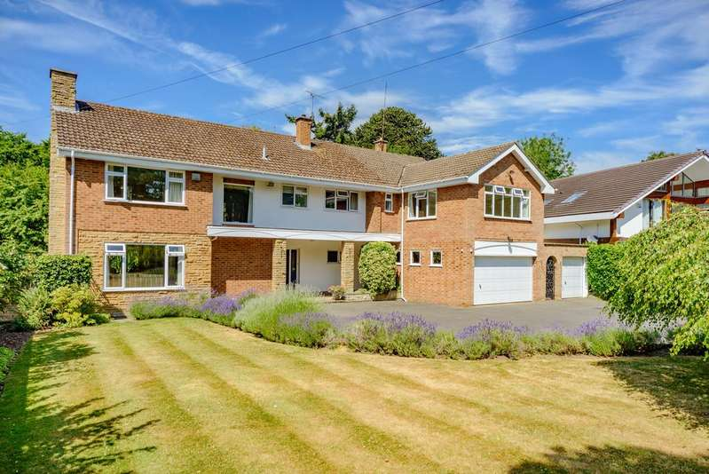 5 Bedrooms Detached House for sale in Fieldgate Lane, Kenilworth