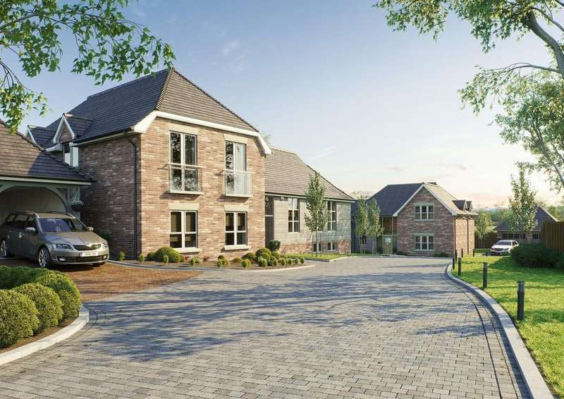 5 Bedrooms Detached House for sale in Forest Walk, The Glen, Pamber Heath