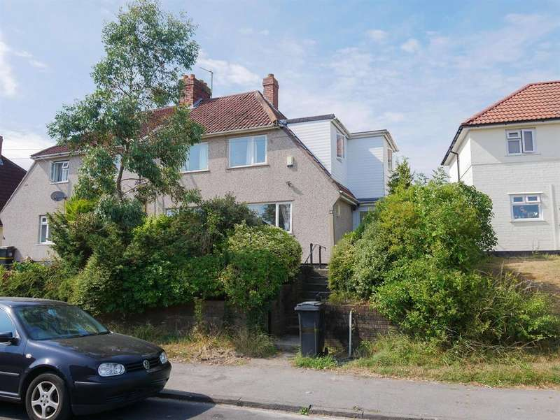 4 Bedrooms Semi Detached House for sale in Springleaze, Knowle Park , Bristol, BS4 2TT