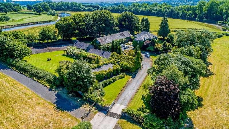 10 Bedrooms Detached House for sale in Ro-Fawr Farm, Dryslwyn, Nr Llandeilo, Carmarthenshire, SA32