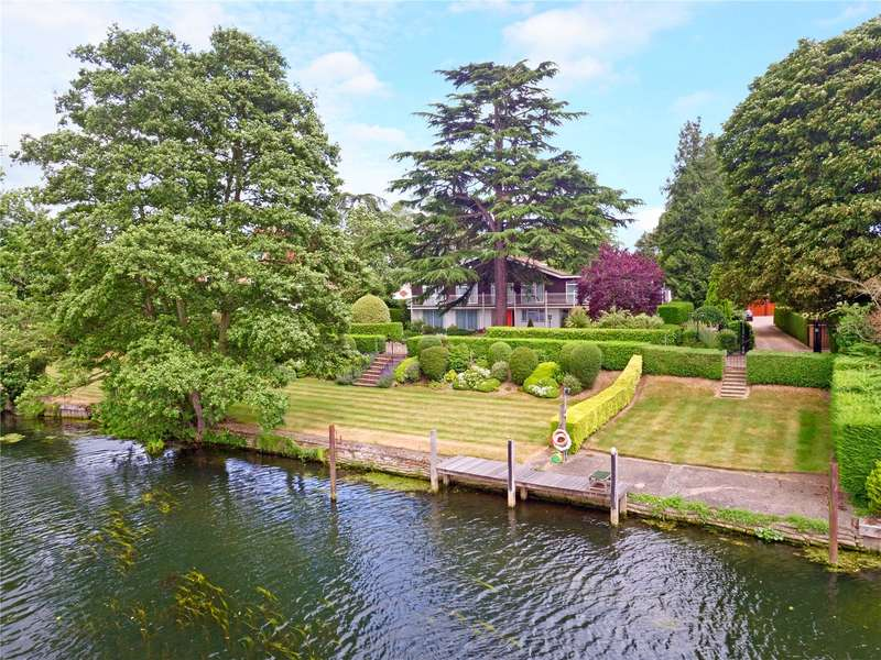 6 Bedrooms Detached House for sale in River Road, Taplow, Maidenhead, Buckinghamshire, SL6