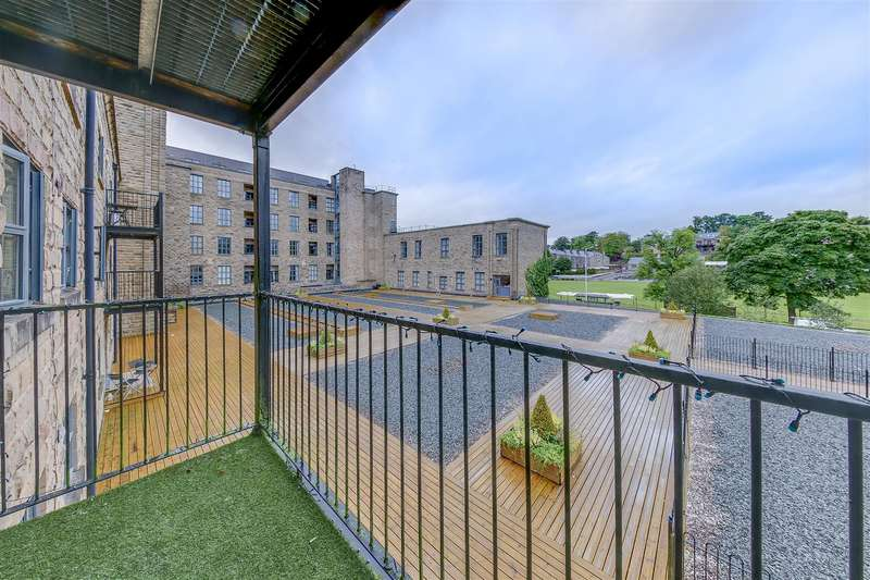 2 Bedrooms Apartment Flat for sale in Ilex Mill, Bacup Road, Rawtenstall, Rossendale