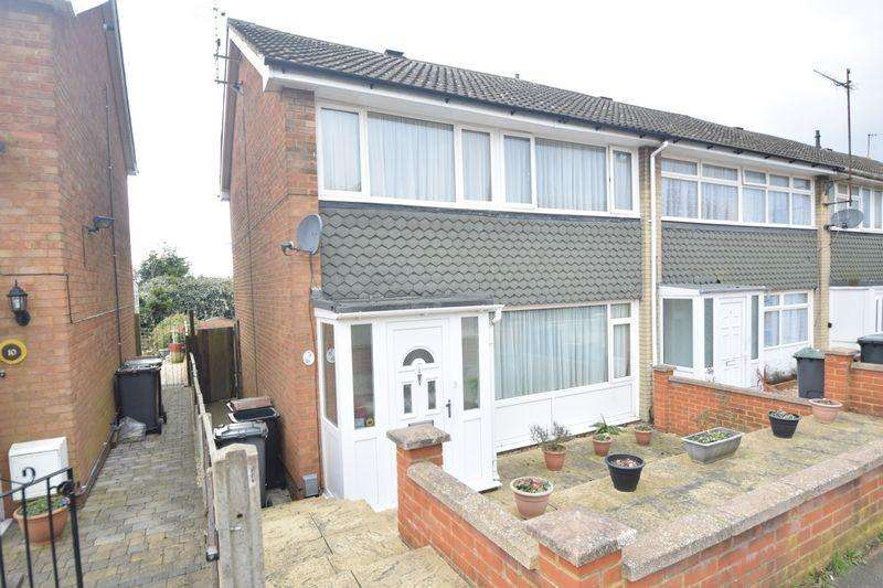 3 Bedrooms End Of Terrace House for sale in Porlock Drive